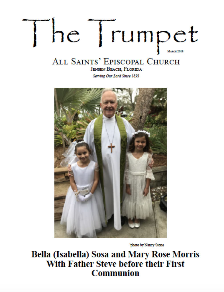 The Trumpet March 2018