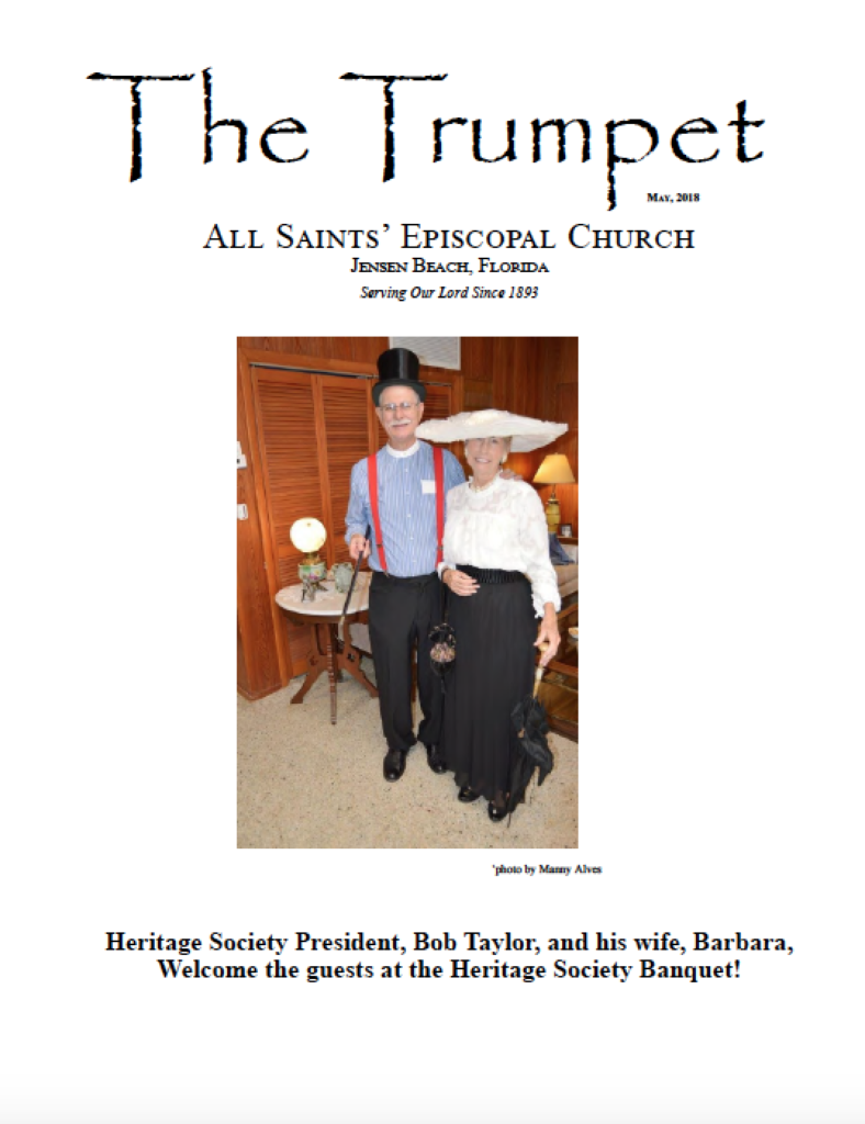 The Trumpet May 2018